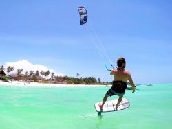 Wind Foil and Kite Foil Holiday Rental and Lessons